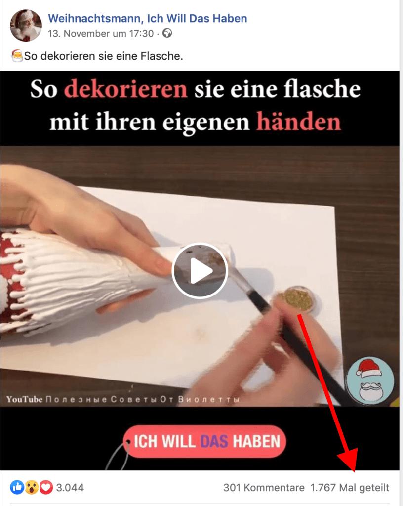 Quadratische Videos erstellen